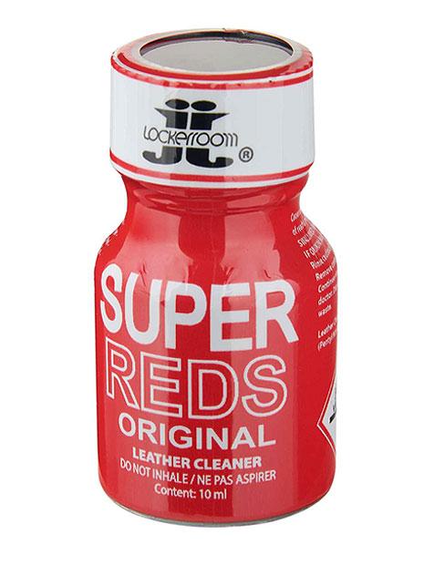 Попперс Super reds 10 мл. (Канада)