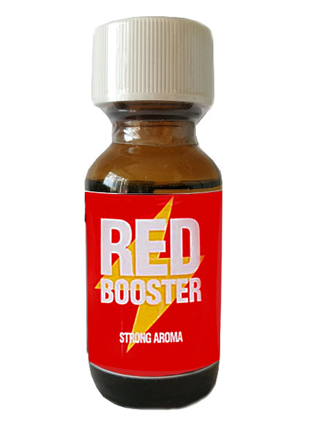 Попперс Red booster (Франция) 25 мл