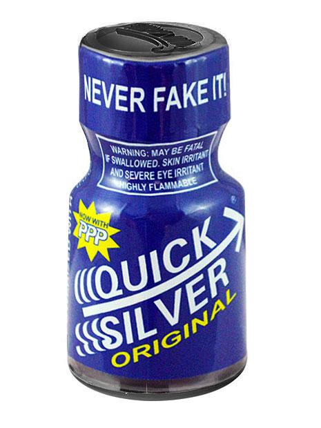 Попперс Quick Silver 10 мл. (Китай) PWD